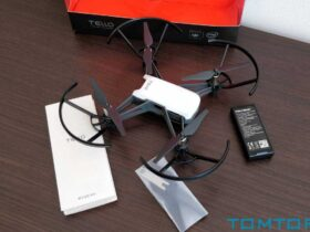 Recensione di Ryze Tello, Drone entry level
